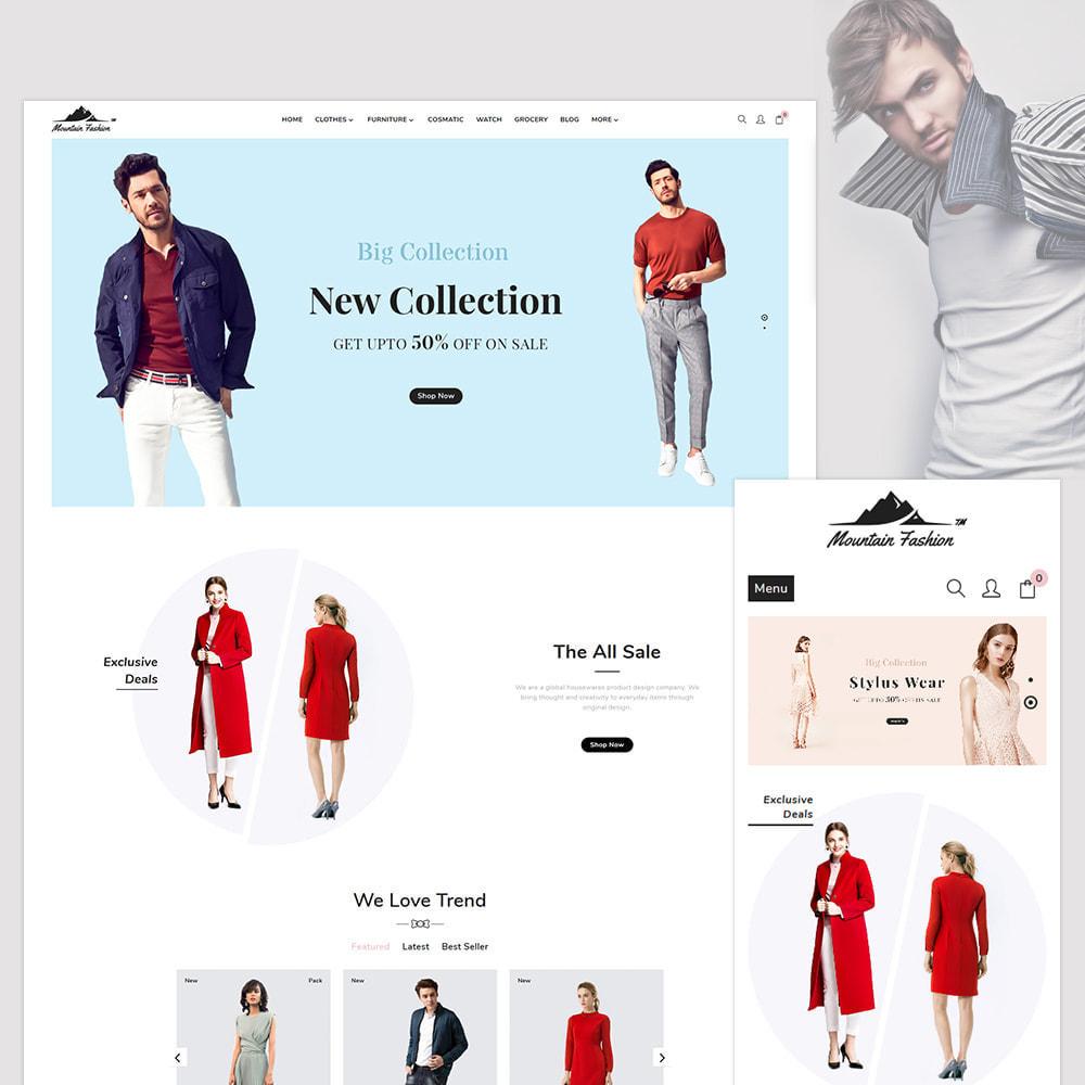 theme - Mode & Schoenen - Mountain Fashion Store - 1