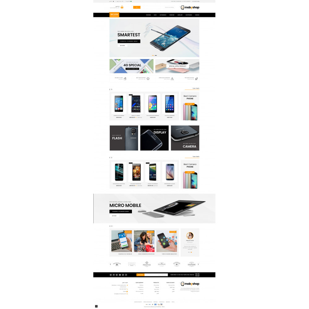 theme - Eletrônicos & High Tech - Mobyshop - Online Mobile Store - 10