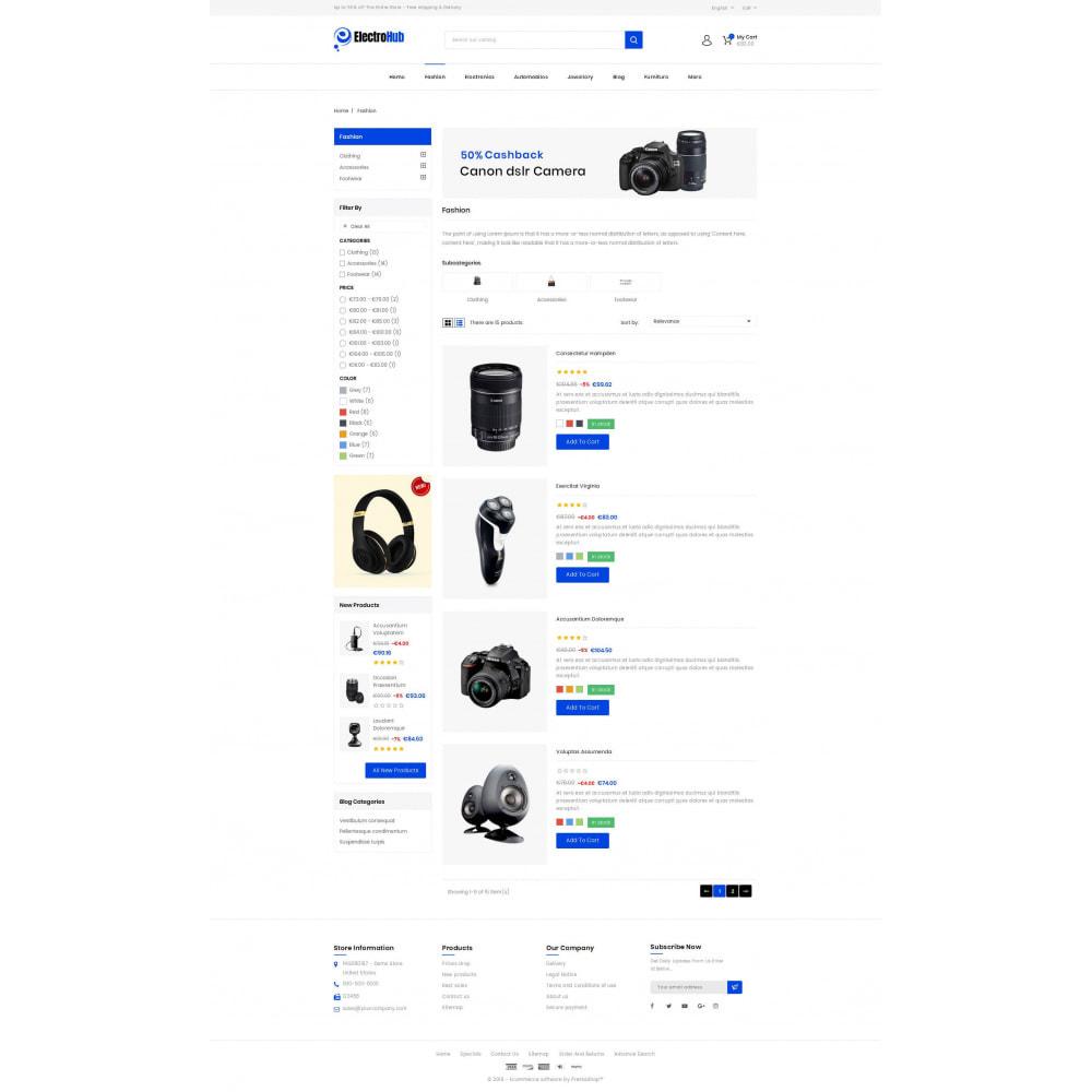 theme - Electronics & Computers - ElectroHub - Electronics Store - 4
