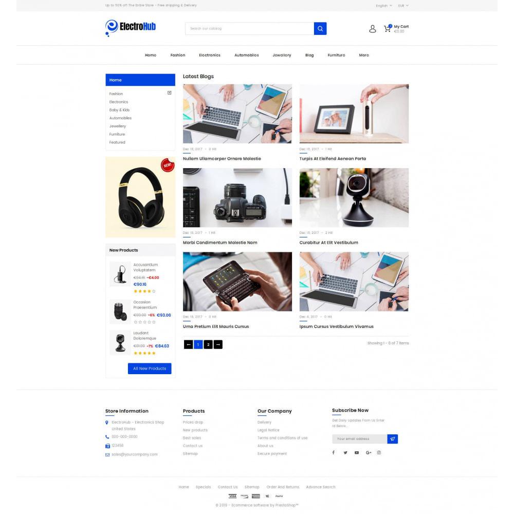 theme - Electronics & Computers - ElectroHub - Electronics Store - 10