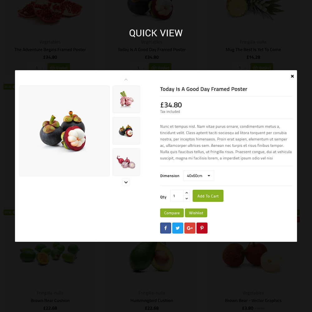 theme - Food & Restaurant - Flavoro - Fresh Organic Food Delivery Store - 6