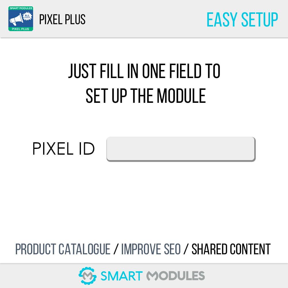 module - Analytics & Statistics - Pixel Plus: Events + Conversions API + Pixel Catalogue - 6