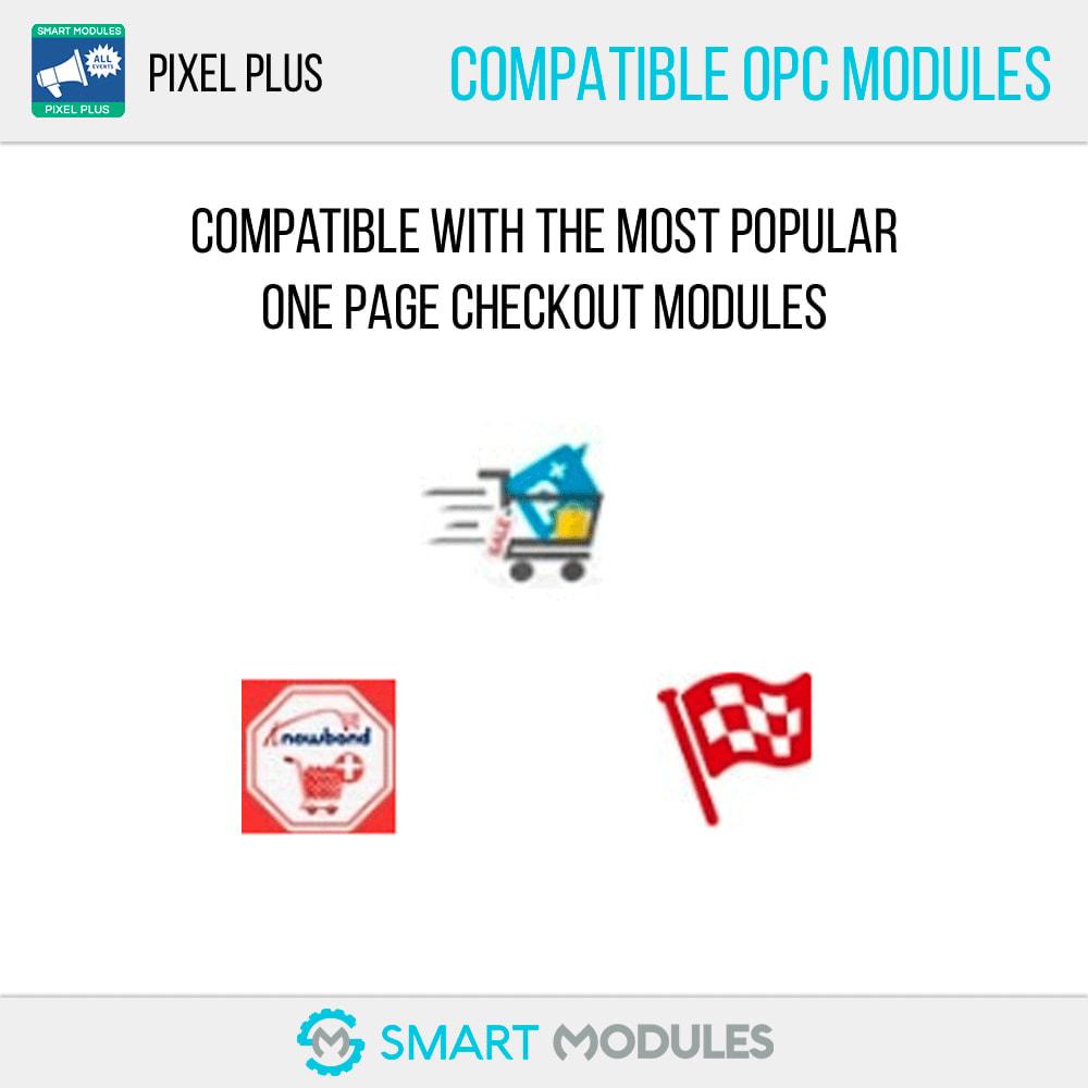 module - Analytics & Statistics - Pixel Plus: Events + Conversions API + Pixel Catalogue - 14
