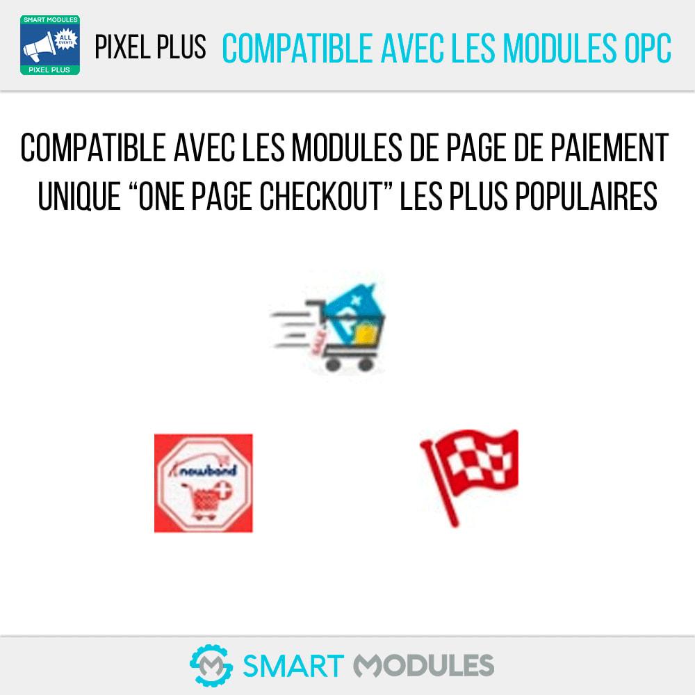 module - Analyses & Statistiques - Pixel Plus : Événements + API + Catalogue Pixel - 14