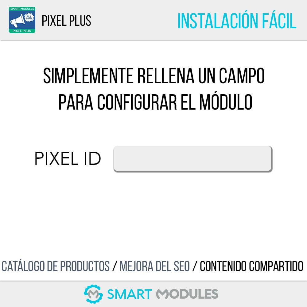 module - Informes y Estadísticas - Pixel Plus: Seguimiento Eventos + Catálogo - 3