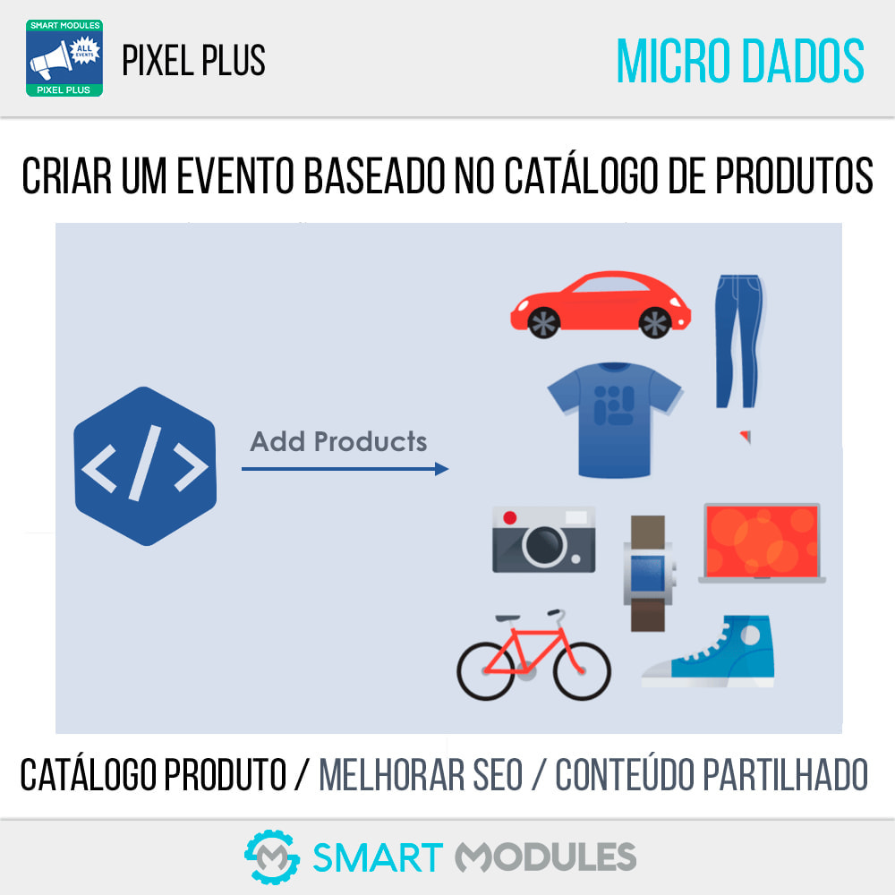 module - Análises & Estatísticas - Pixel Plus: Acompanhamento de eventos + Catálogo Pixel - 6