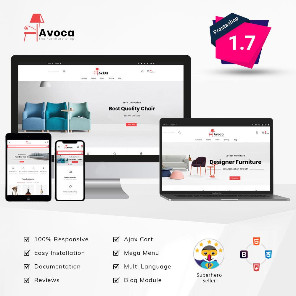 theme - Casa & Giardino - Avoca - Furniture Store - 1