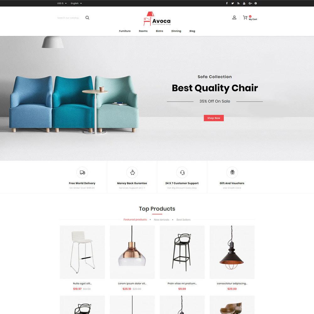 theme - Home & Garden - Avoca - Furniture Store - 2