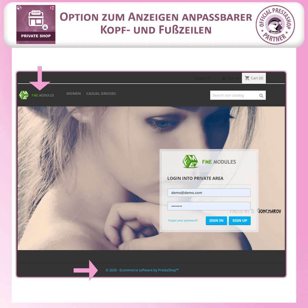 module - Flash & Private Sales - Privater Shop - Login, um Den Store zu Sehen - 5