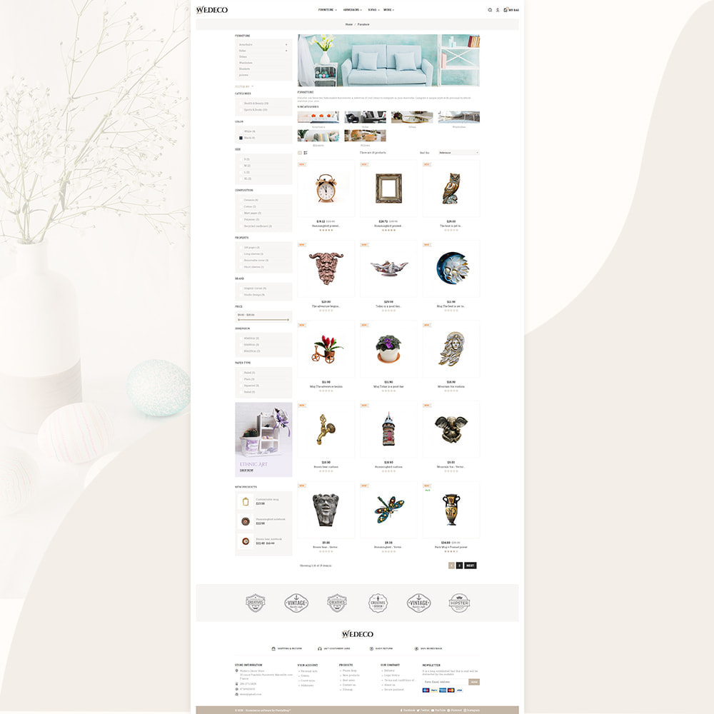 theme - Home & Garden - Wedeco - Furniture & Home Decor Store - 3