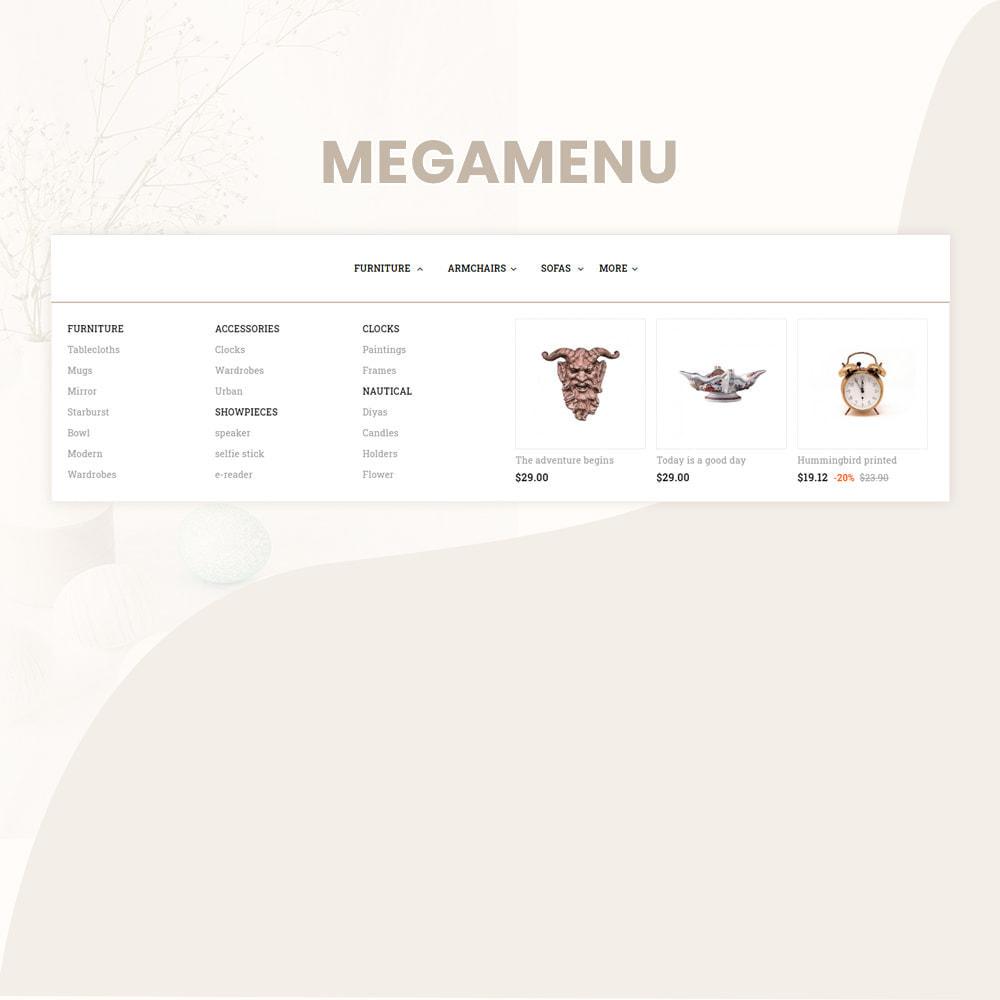 theme - Home & Garden - Wedeco - Furniture & Home Decor Store - 9