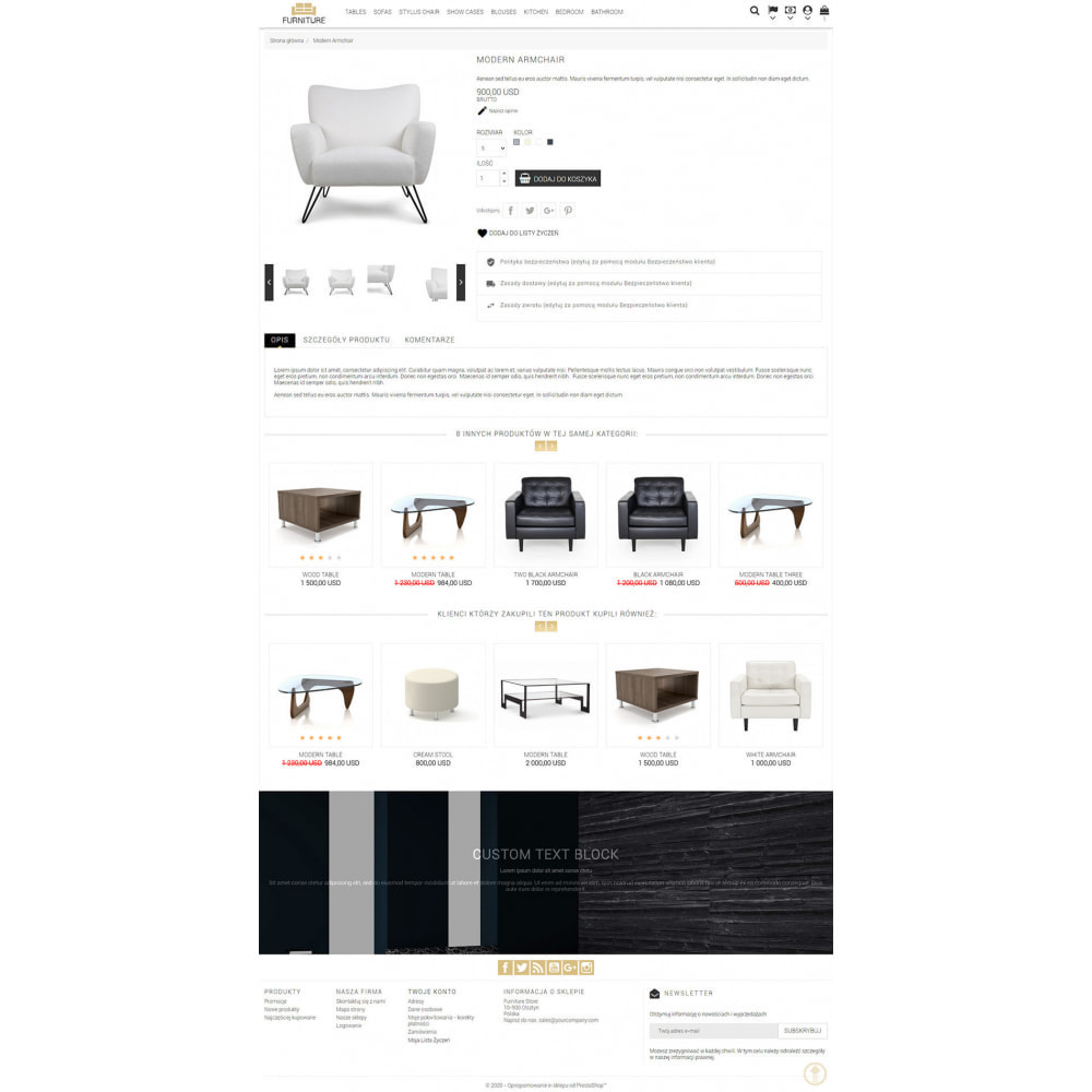 theme - Casa & Jardins - Furniture Store - 3