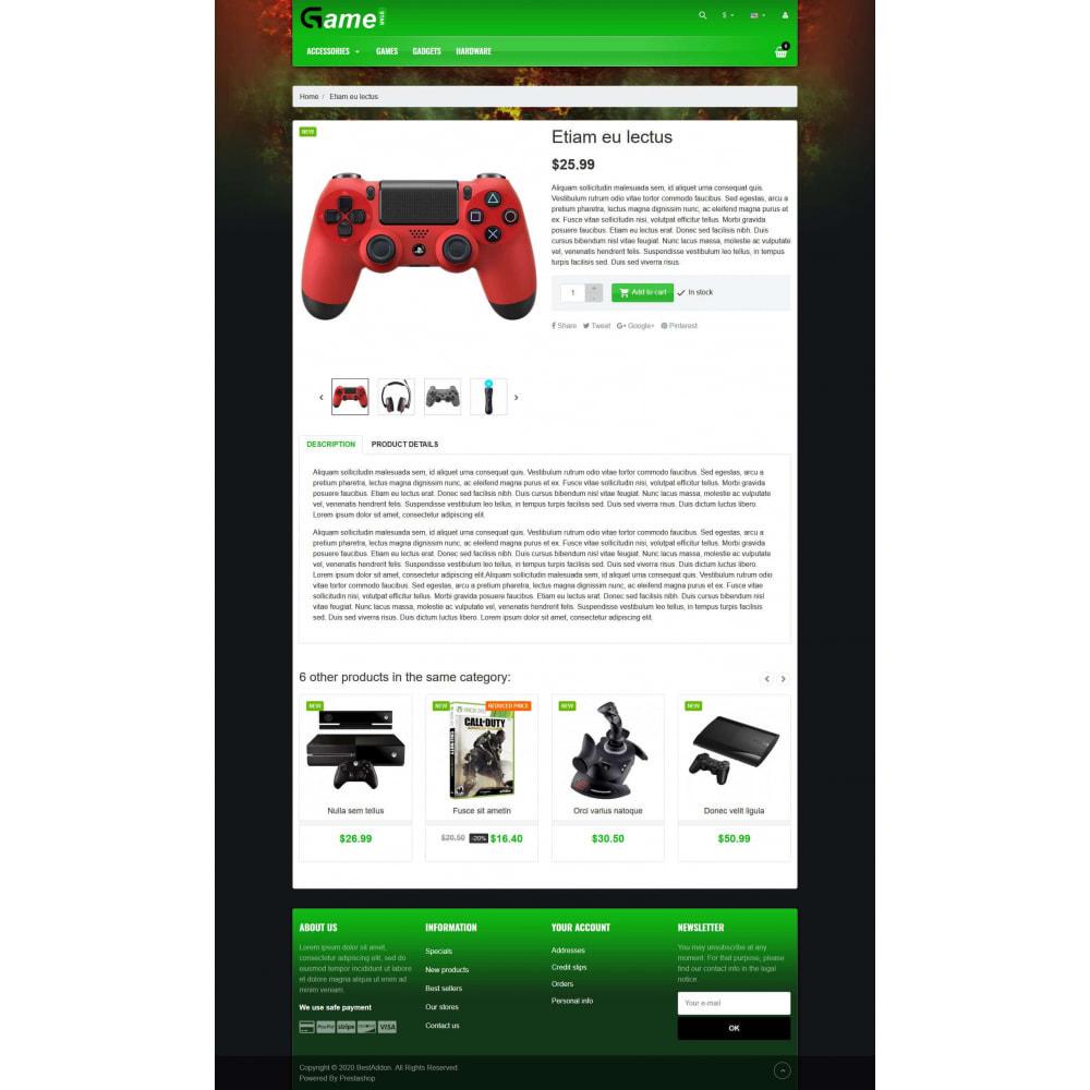 theme - Electrónica e High Tech - VP_Gamestar - Page Builder - 4