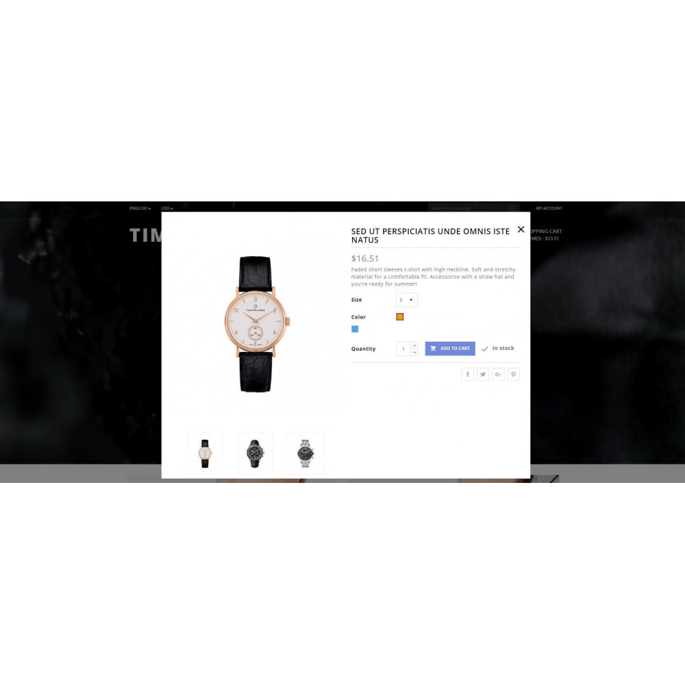 theme - Jewelry & Accessories - Timex Watch Store - 7