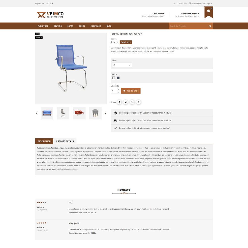 theme - Home & Garden - Veimco Home & Furniture Shop - 5