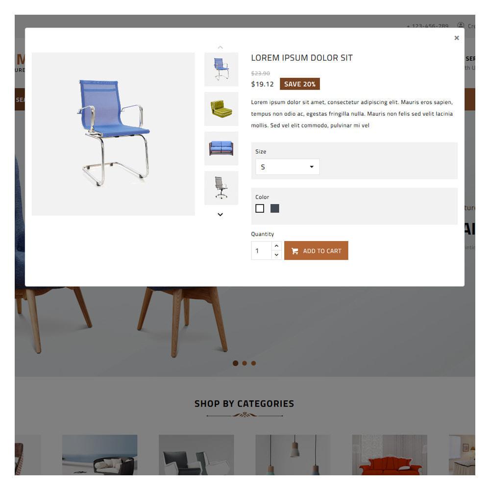 theme - Home & Garden - Veimco Home & Furniture Shop - 9