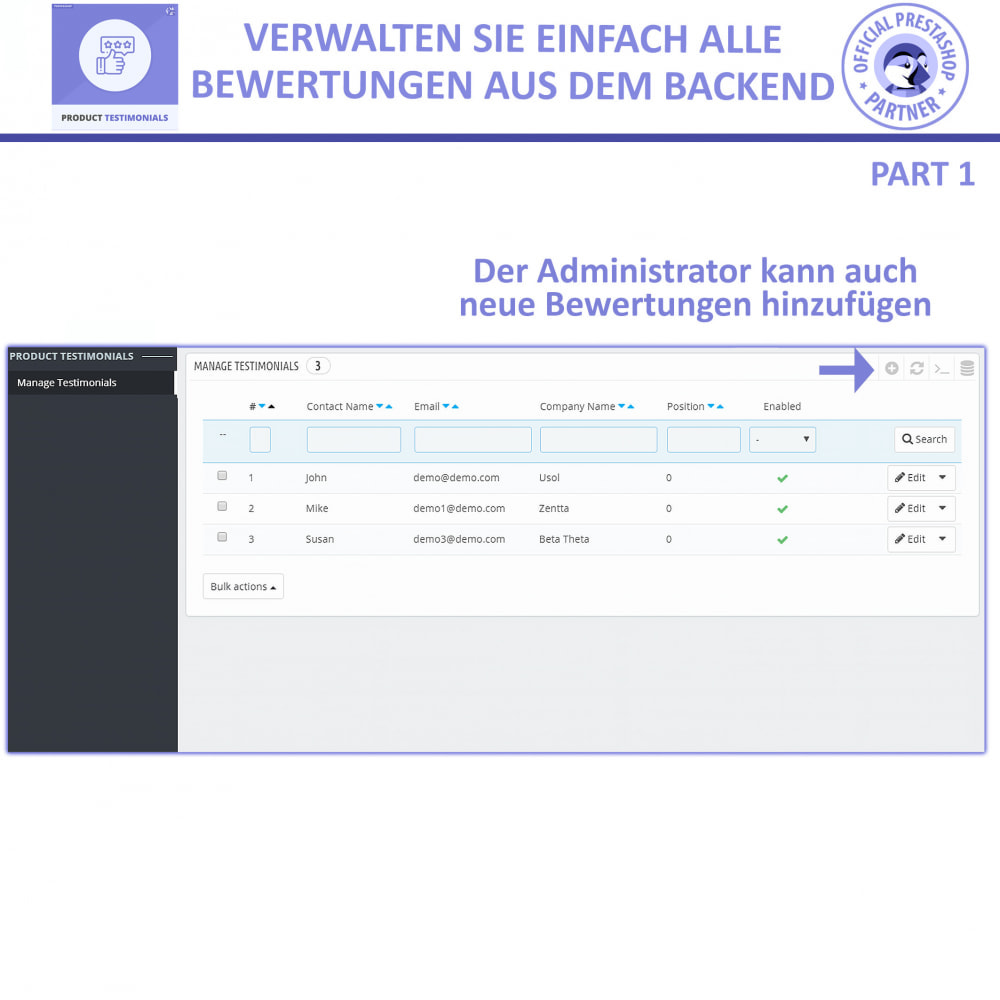 module - Kundenbewertungen - Kunden Produktbewertungen + Shop Bewertungen - 7