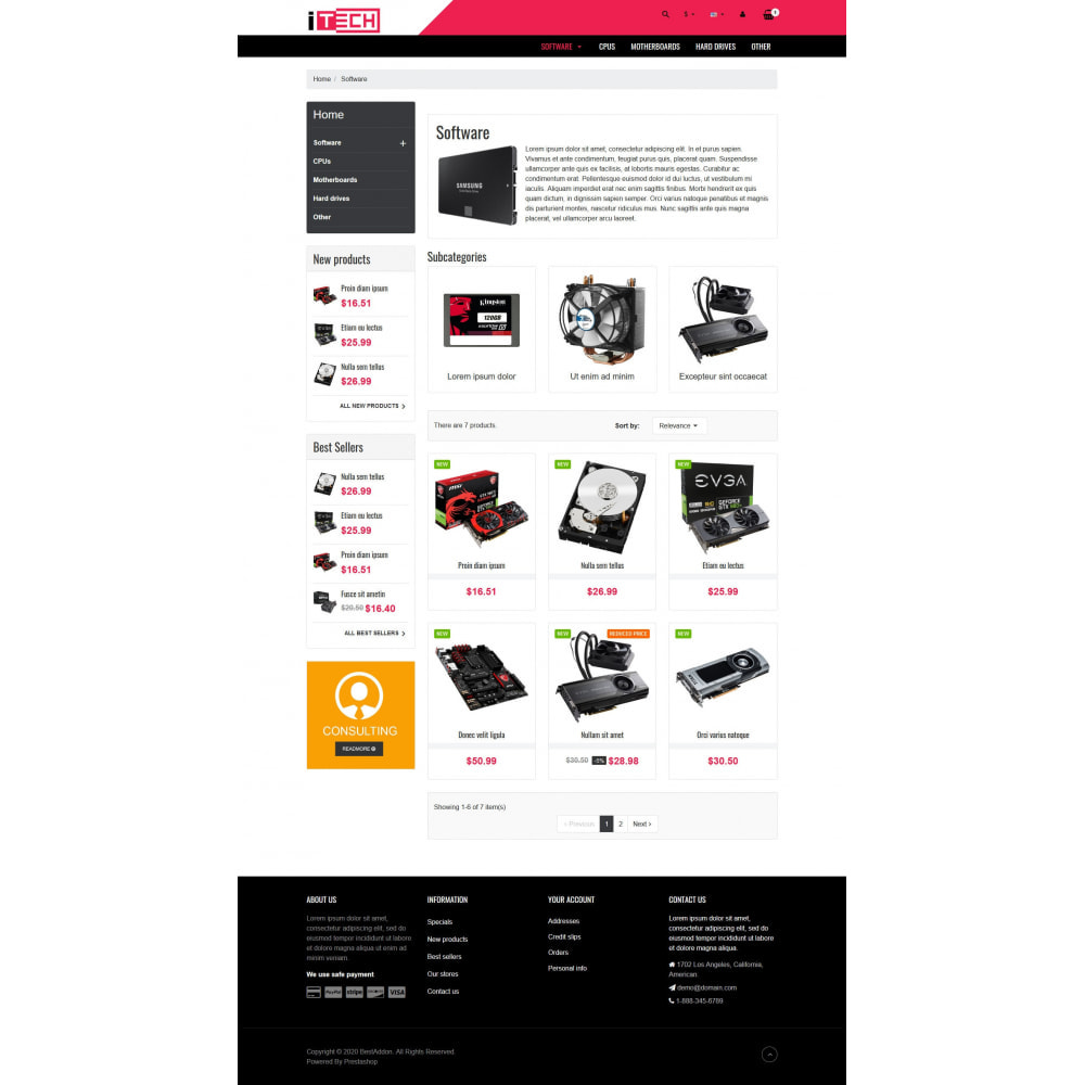 theme - Elektronika & High Tech - VP_ITech - Page Builder - 3