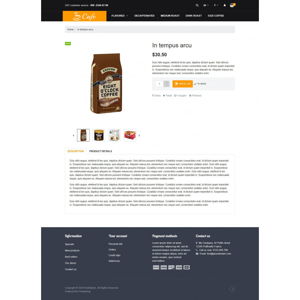 theme - Bebidas y Tabaco - VP_Cafe - Page Builder - 4