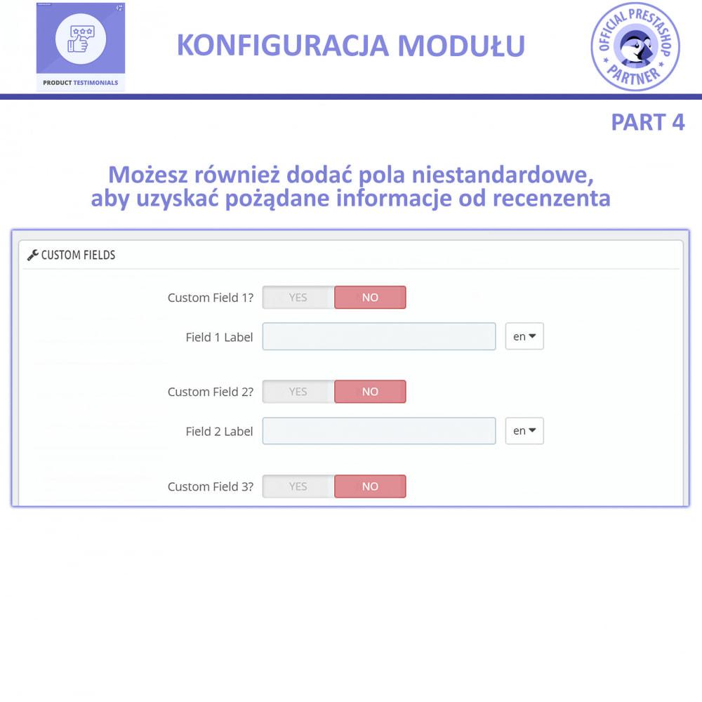 module - Opinie klientów - Recenzje Klientów + Referencje Sklepu - 11