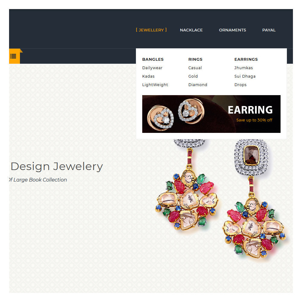 theme - Jewelry & Accessories - Aure Jewelry & Accessories Shop - 8