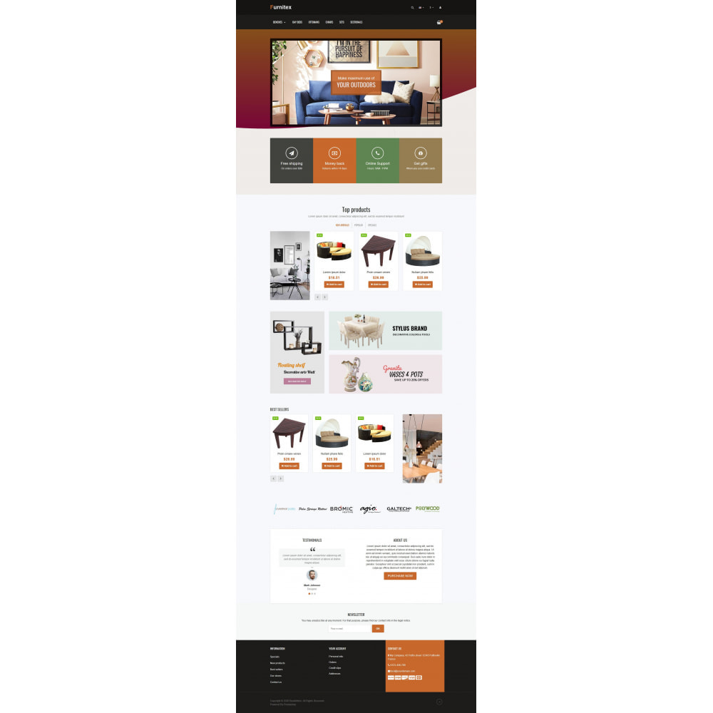 theme - Home & Garden - VP_Furnitex - Page Builder - 2
