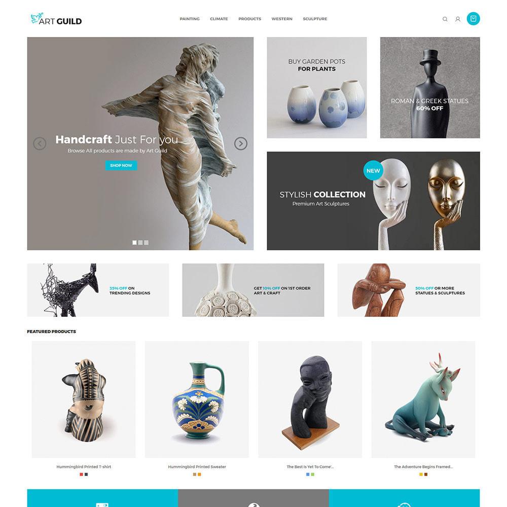 theme - Kultura & Sztuka - Art Guild Handcraft - sklep z farbami - 3