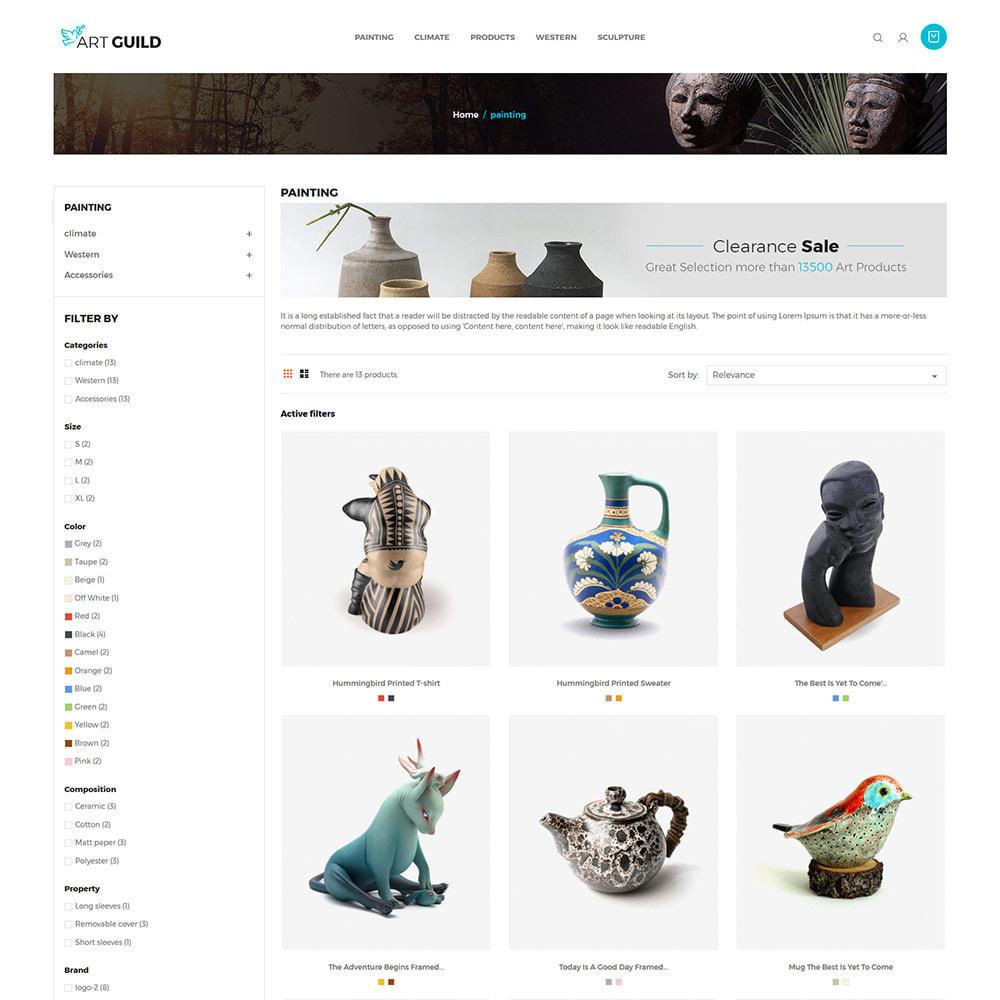 theme - Kultura & Sztuka - Art Guild Handcraft - sklep z farbami - 4