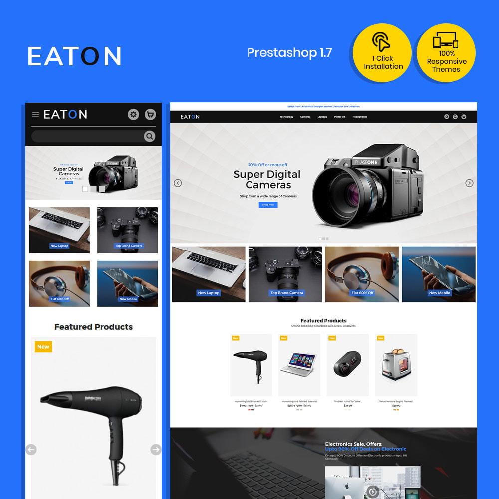 theme - Electrónica e High Tech - Mobile - Magasin de drones numériques informatiques - 2