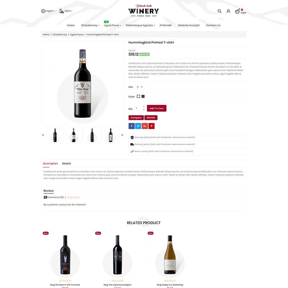 theme - Bebidas y Tabaco - Winey - Beer & Wine Store - 3