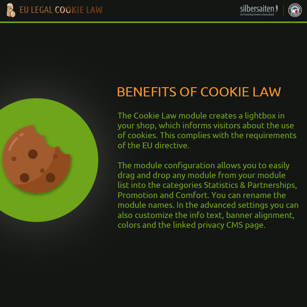 module - Rechtssicherheit - Cookie Law - 1