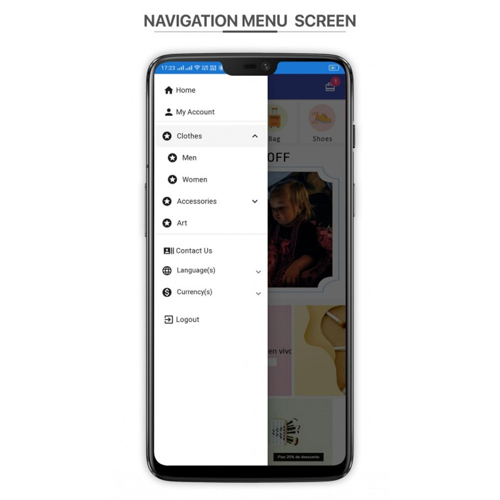 module - Dispositivos móviles - Knowband - PWA Mobile App - 3
