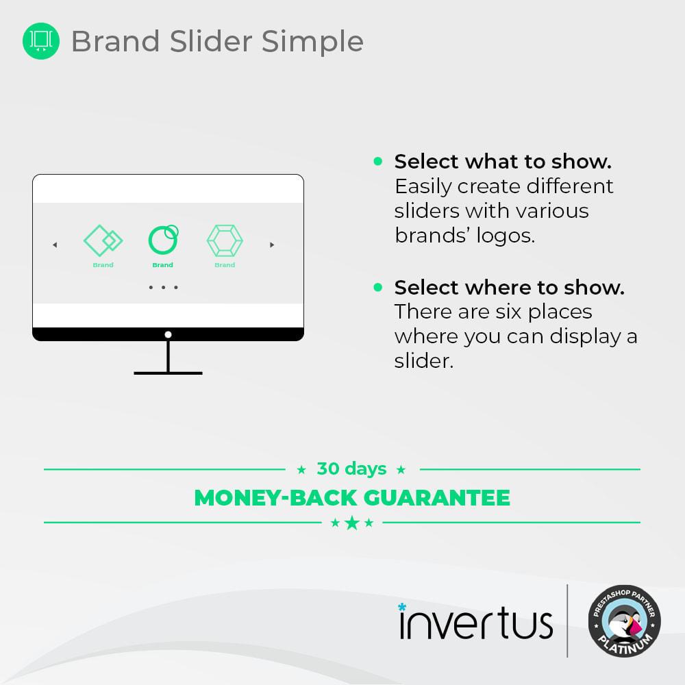 module - Marche & Produttori - Brand Slider Simple - 2