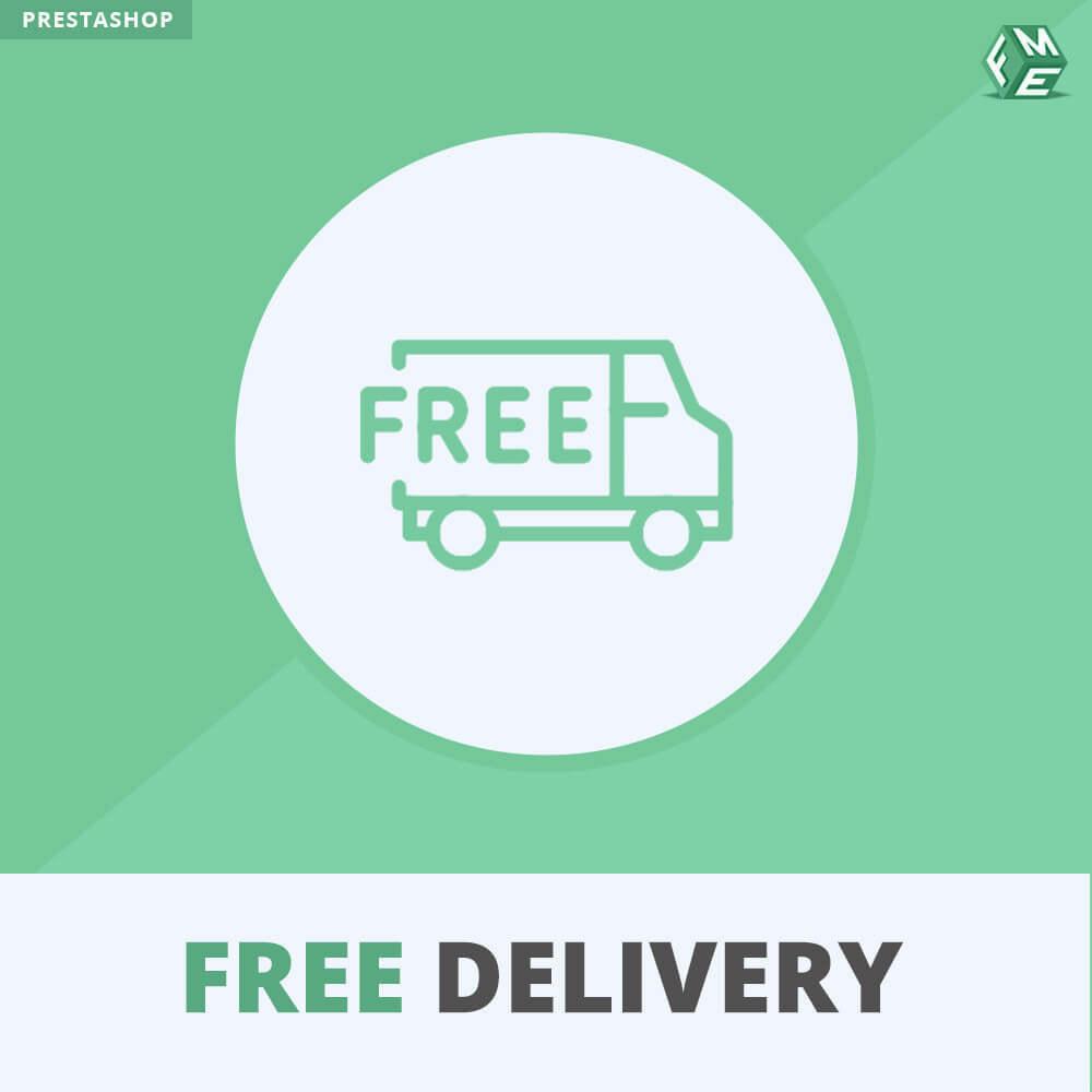 module - Spese di Spedizione - Spedizione gratuita avanzata - 1