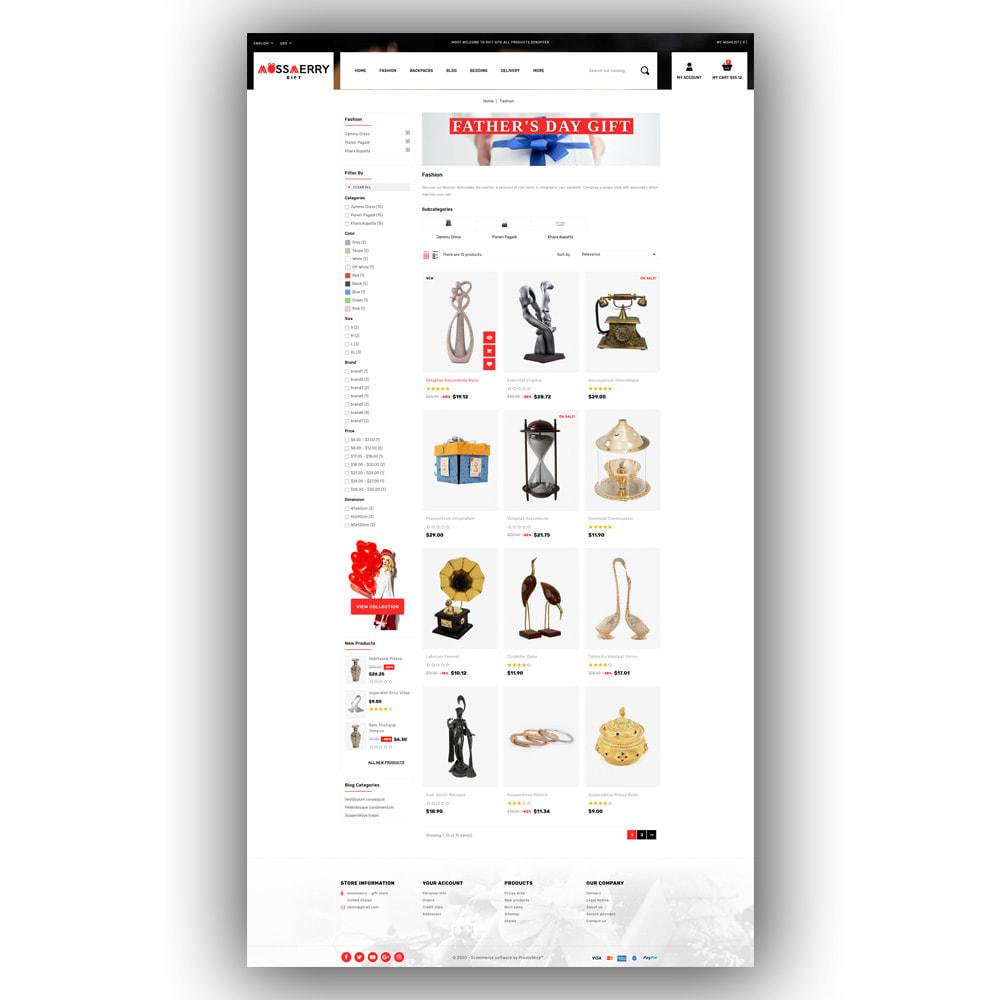theme - Regali, Fiori & Feste - Mossmerry - Gift Store - 4