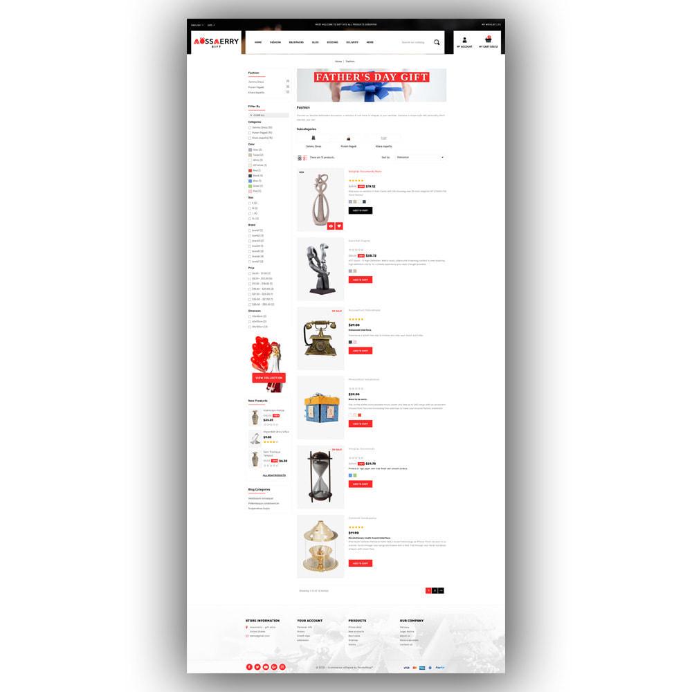 theme - Regali, Fiori & Feste - Mossmerry - Gift Store - 5