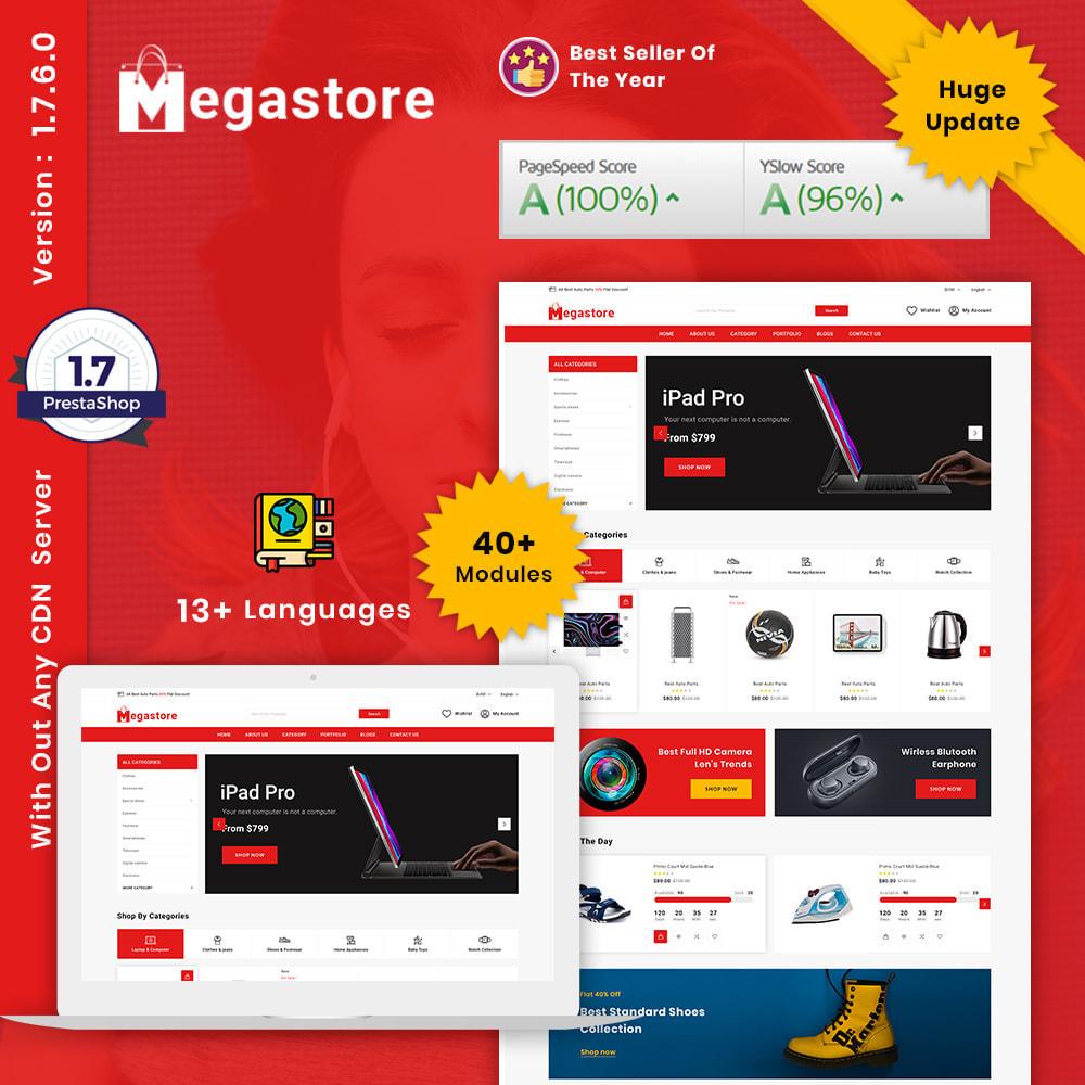 theme - Automotive & Cars - Mega Store - 1