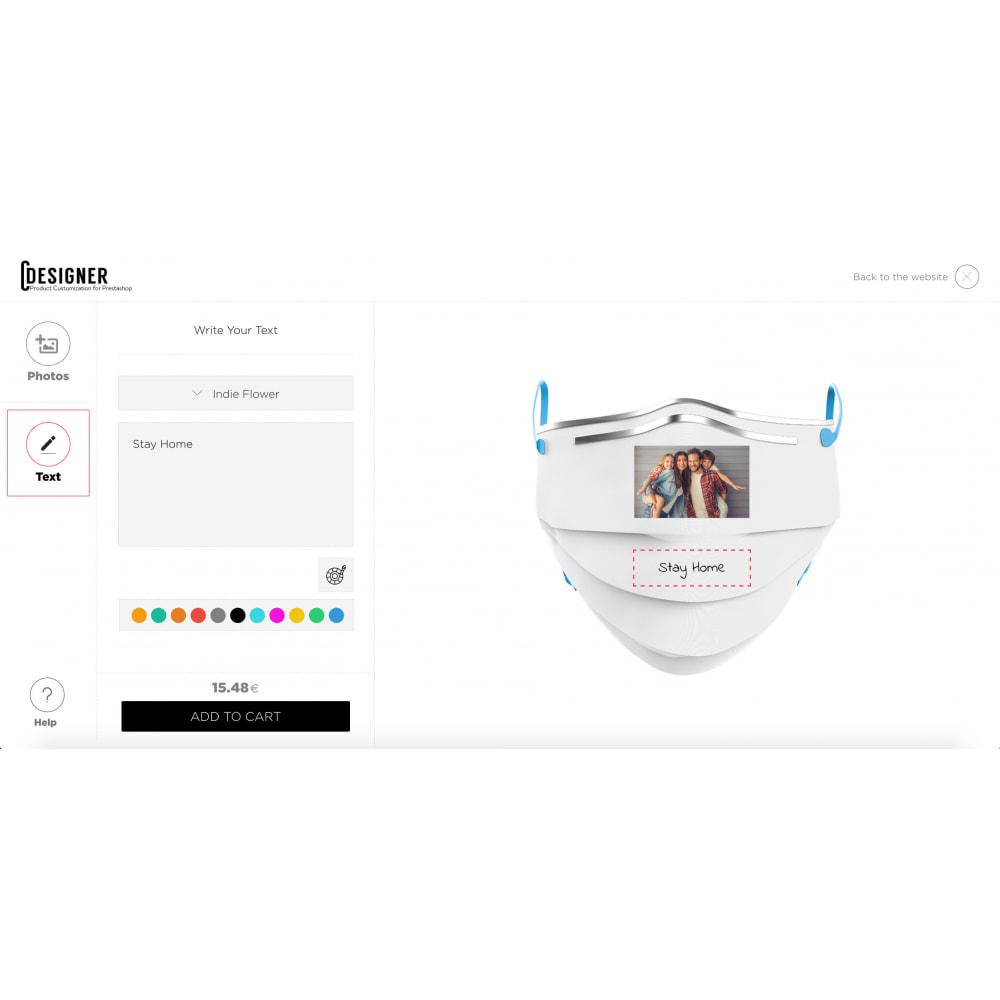 module - Combinaciones y Personalización de productos - Product Customization Designer - Custom Product Design - 8