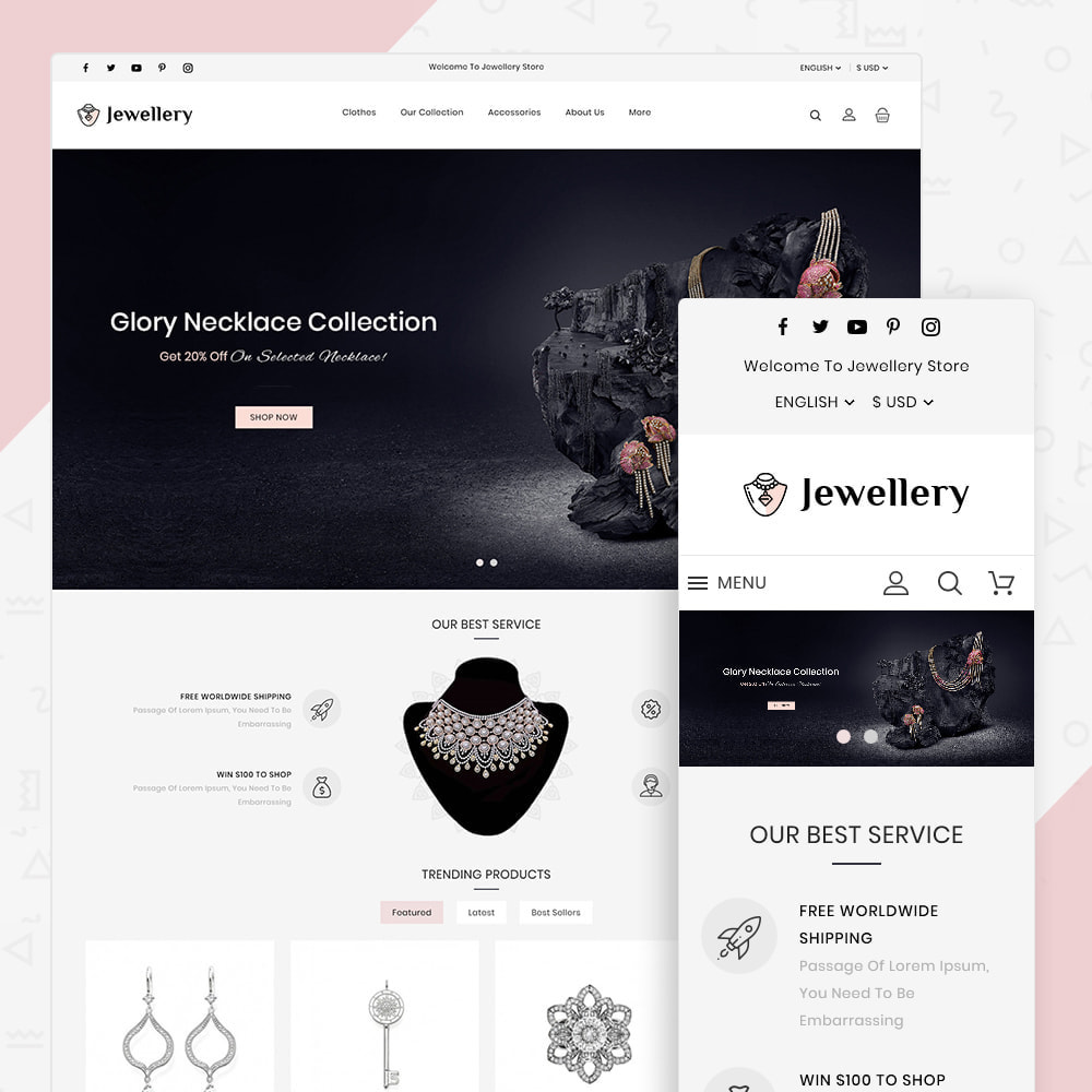 theme - Jewelry & Accessories - Jewellery Stores - 1