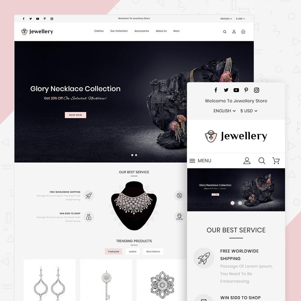 theme - Bijoux & Accessoires - Jewellery Stores - 1
