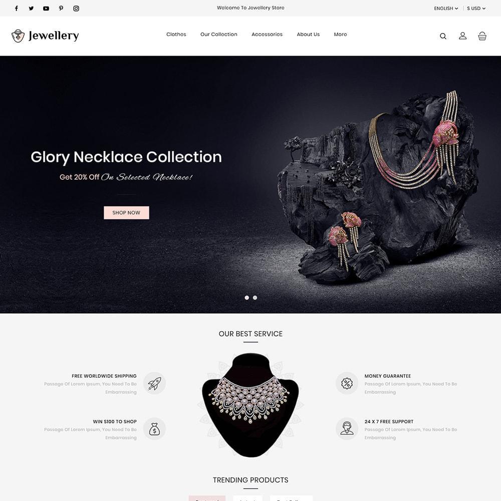 theme - Bijoux & Accessoires - Jewellery Stores - 2
