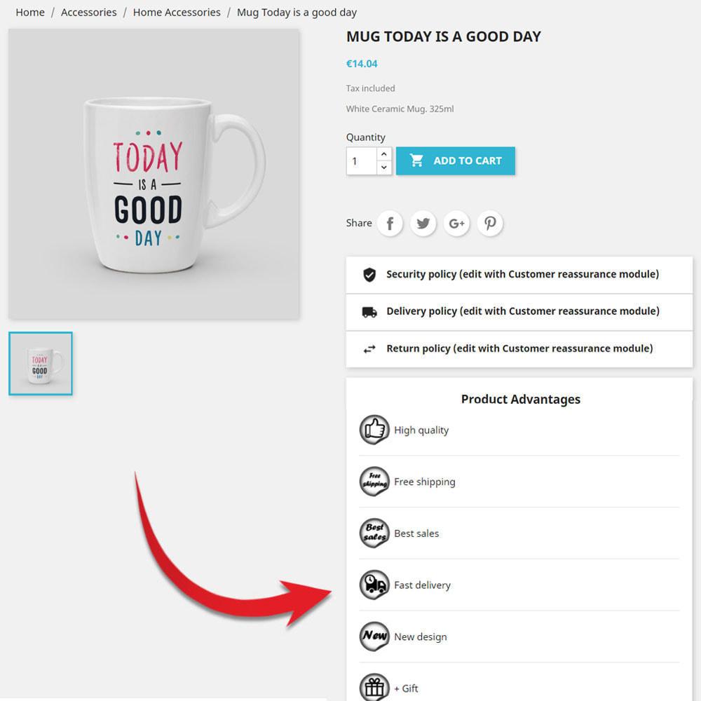 module - Odznaki & Logo - Niestandardowych ikon widgetów - 3