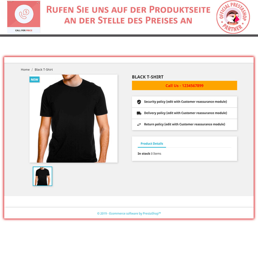 module - Preisverwaltung - Call For Price - Hide Price & Add To Cart - 5