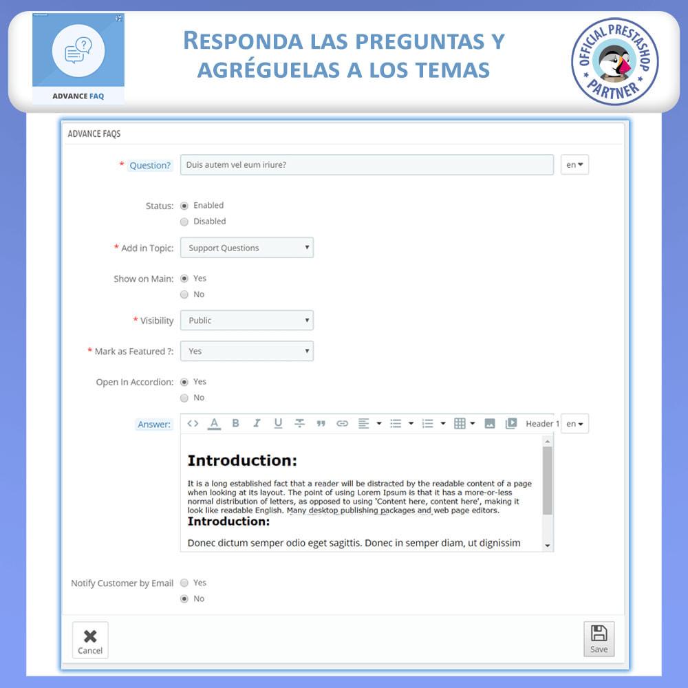 module - Preguntas Frecuentes - Preguntas Frecuentes Avanzadas - 13