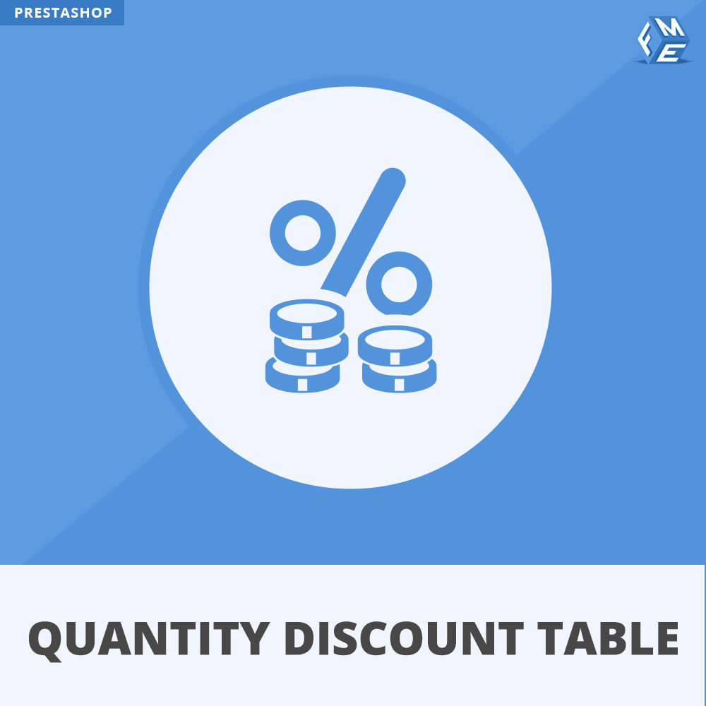 module - Promoties & Geschenken - Quantity Discount Table - 1