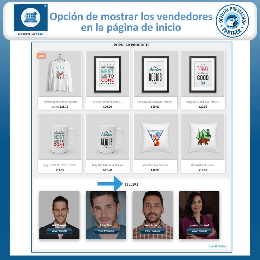 module - Creación de Marketplace - Multi Vendor Marketplace  - Marketplace Pro - 2