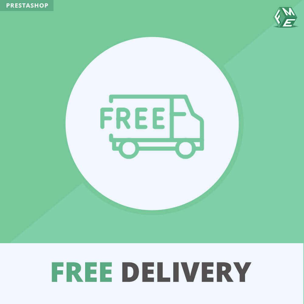 module - Стоимость доставки - Предварительная бесплатная доставка - 1