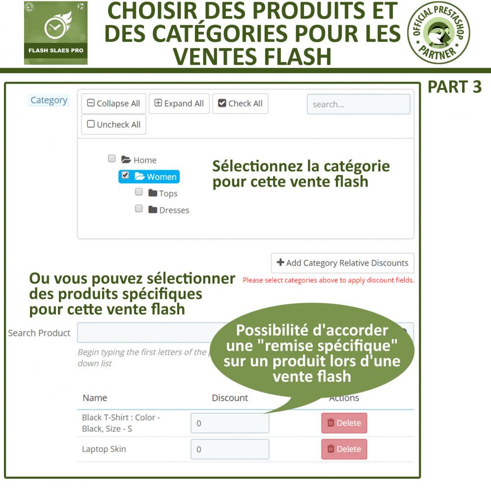 module - Ventes Flash & Ventes Privées - Flash Sales Pro - Remise avec compte à rebours - 12