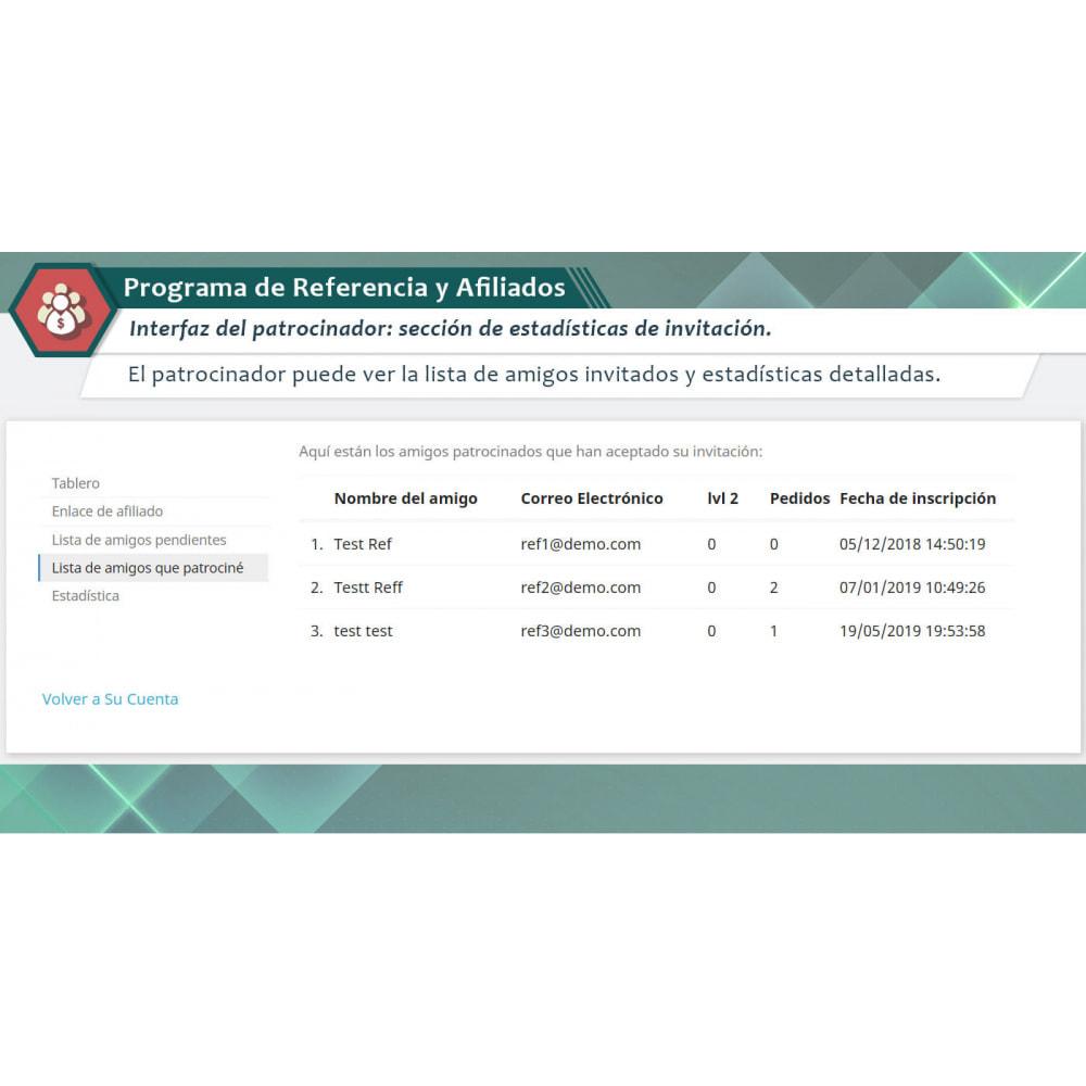 module - SEM SEA - Posicionamiento patrocinado & Afiliación - Programa de Referencia y Afiliados - 3