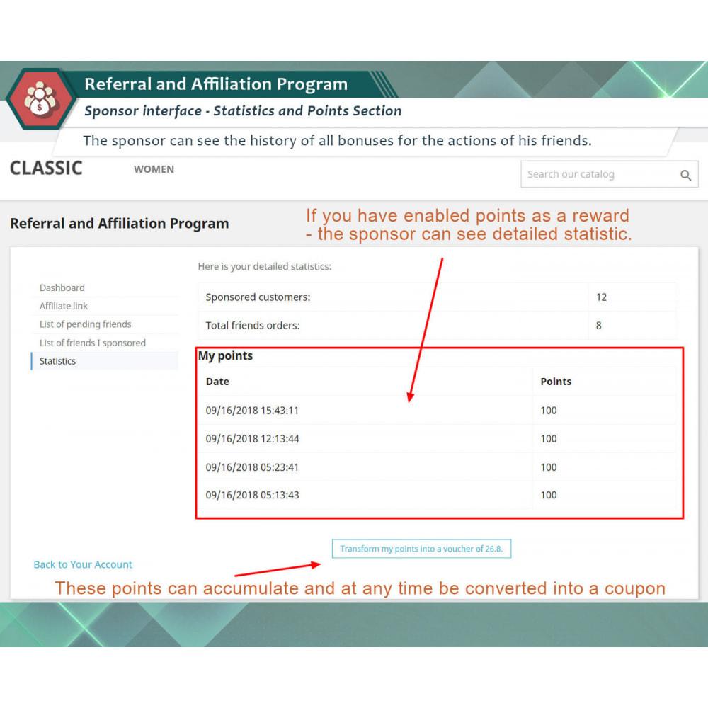 module - Indicizzazione a pagamento (SEA SEM) & Affiliazione - Programma di Affiliazione Plus - 4
